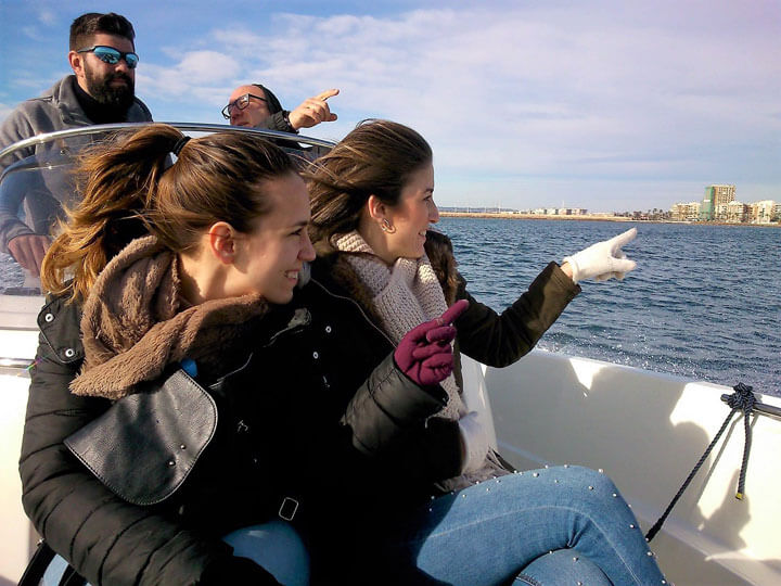 fishingtripspain.co.uk boat tours in Torrevieja with Martinutxi